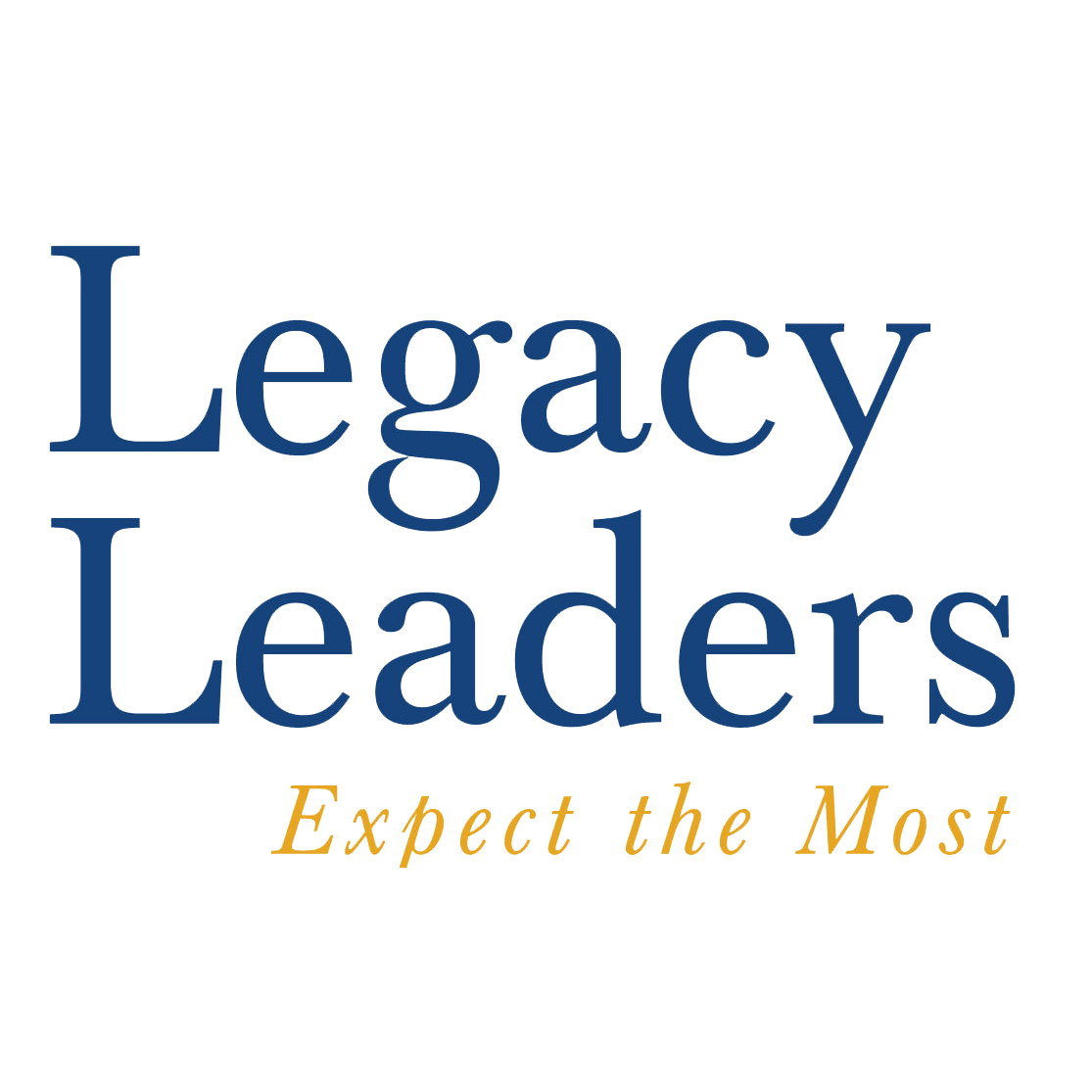 Legacy Leaders Mobile Logo