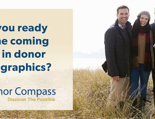 Are You Ready for the Coming Shift in Donor Demographics?