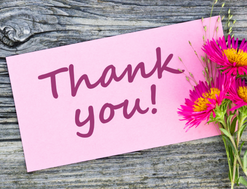 4 Ways to Thank Your Donors